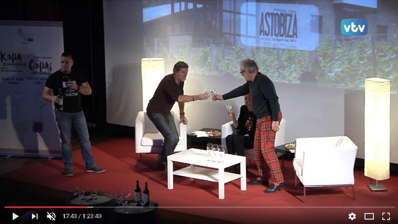 La asociación Vitoria Gasteiz WINE CITY presenta