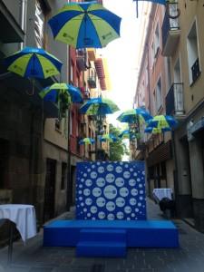 Gasteiz On fiesta de verano
