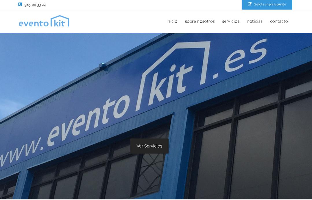nueva web eventokit