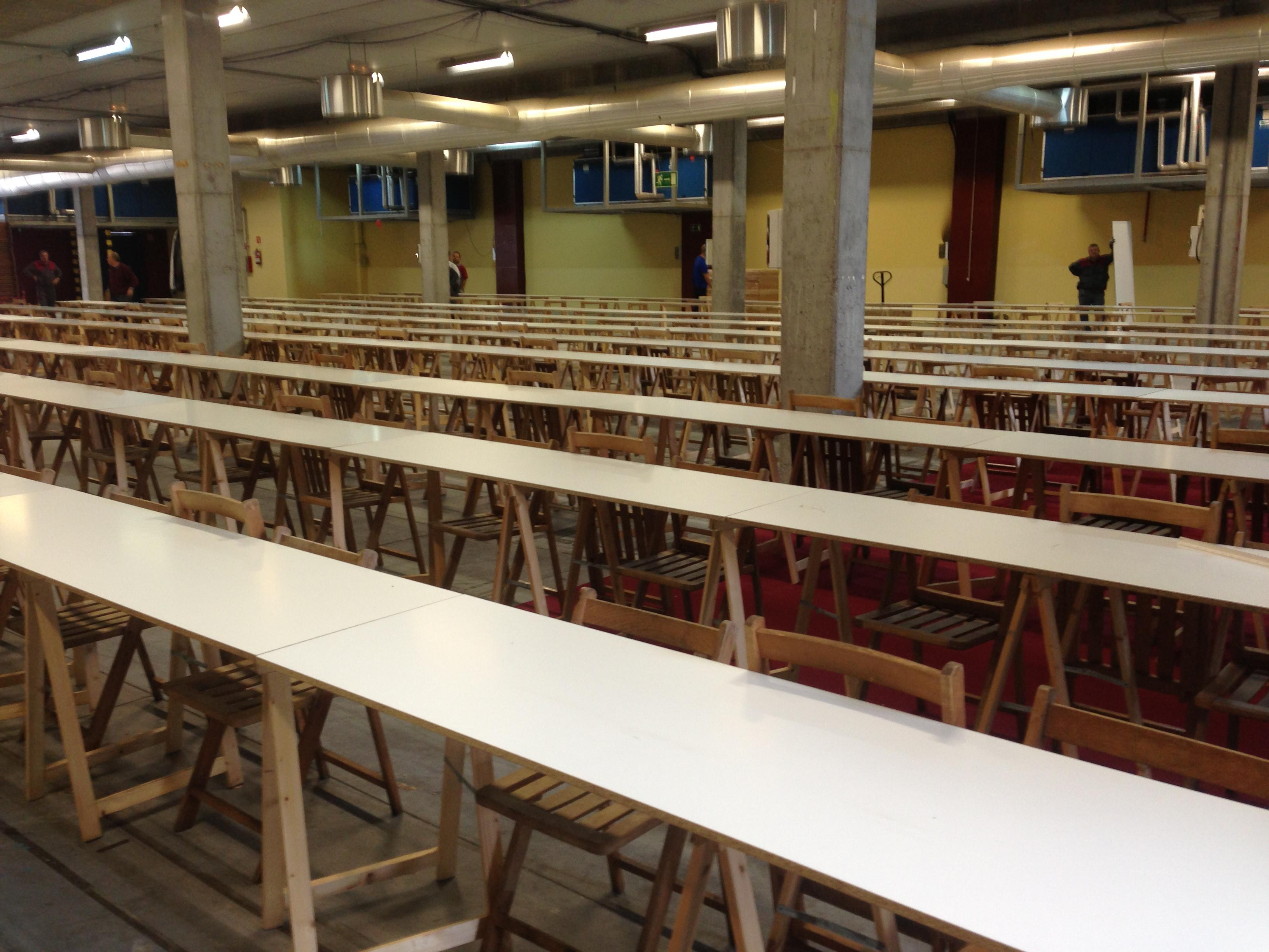 puestos de exámenes en ope de Gijón